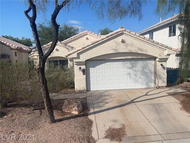 6704 Rancho Santa Fe Drive, Las Vegas, NV 89130 (MLS #2340141) :: Signature Real Estate Group