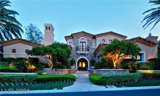 2563 Red Arrow Drive, Las Vegas, NV 89135 (MLS #2340149) :: Coldwell Banker Premier Realty