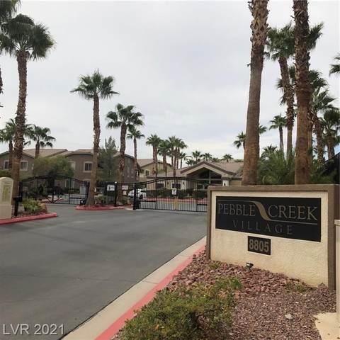 8805 Jeffreys Street #2069, Las Vegas, NV 89123 (MLS #2340196) :: Hebert Group | eXp Realty