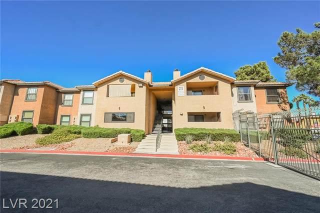 2451 N Rainbow Boulevard #2134, Las Vegas, NV 89108 (MLS #2340228) :: Keller Williams Realty