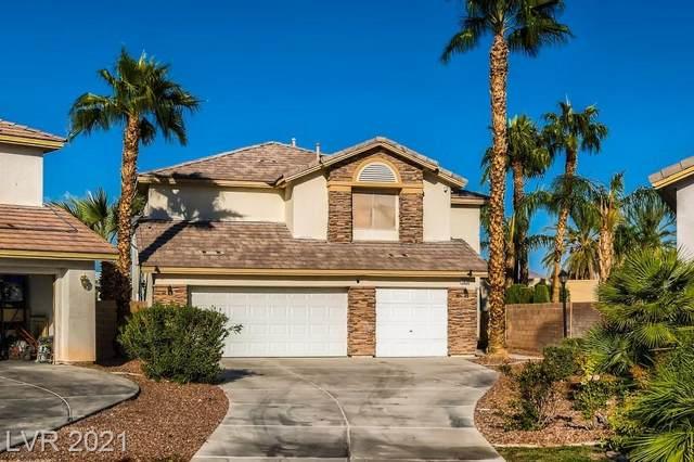2639 Regency Cove Court, Las Vegas, NV 89121 (MLS #2340232) :: Hebert Group | eXp Realty