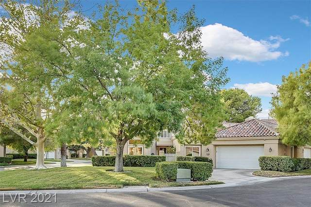 5035 Shoal Creek Circle, Las Vegas, NV 89113 (MLS #2340238) :: Lindstrom Radcliffe Group