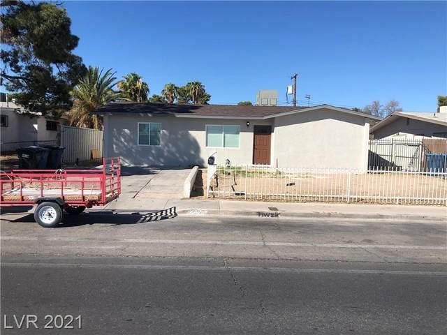 4912 E Harmon Avenue, Las Vegas, NV 89121 (MLS #2340241) :: Jeffrey Sabel