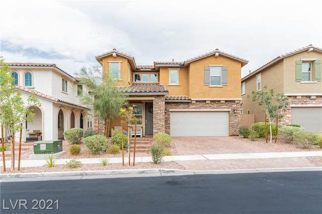 260 Kindly Way, Henderson, NV 89011 (MLS #2340311) :: Coldwell Banker Premier Realty