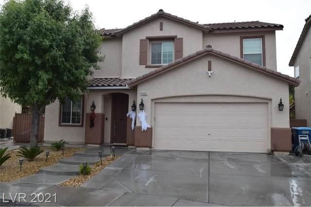 4905 Buckskin Mare Avenue, Las Vegas, NV 89131 (MLS #2340318) :: The Wright Group