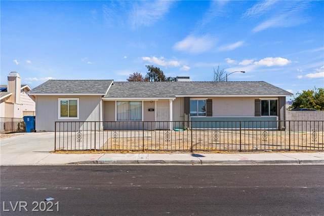 3700 New Horizon Drive, Las Vegas, NV 89115 (MLS #2340339) :: The Melvin Team