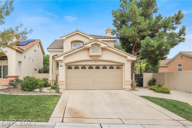 9812 Enchanted Valley Court, Las Vegas, NV 89117 (MLS #2340349) :: Keller Williams Realty