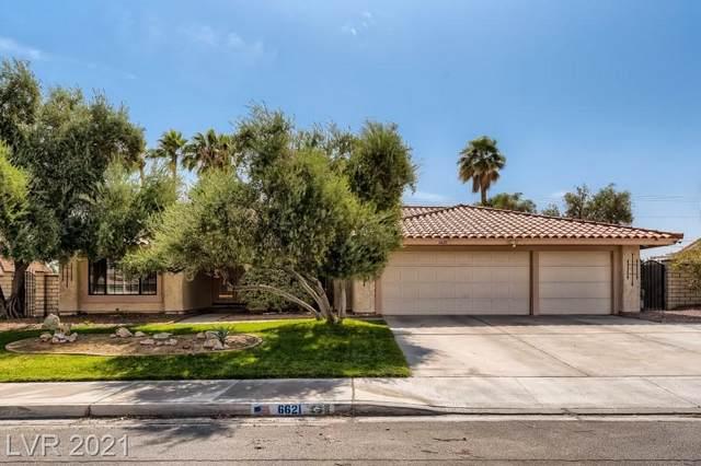 6621 Costa Brava Road, Las Vegas, NV 89146 (MLS #2340350) :: Hebert Group | eXp Realty