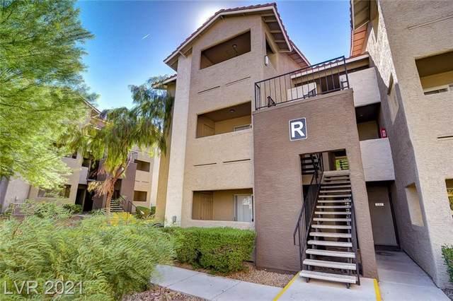 4200 S Valley View Boulevard #2081, Las Vegas, NV 89103 (MLS #2340356) :: Keller Williams Realty