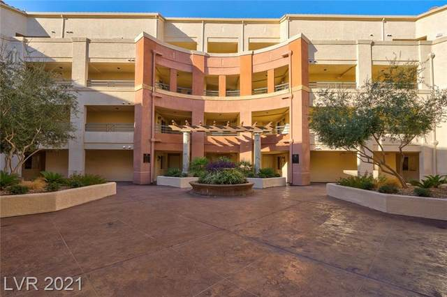 230 E Flamingo Road #111, Las Vegas, NV 89169 (MLS #2340392) :: Alexander-Branson Team | Realty One Group
