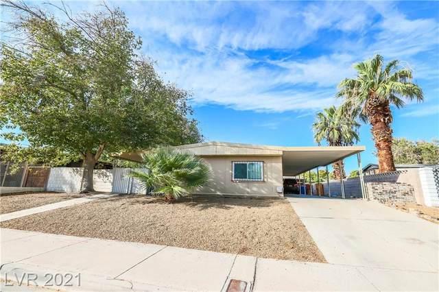 5228 Sir James Way, Las Vegas, NV 89110 (MLS #2340403) :: Coldwell Banker Premier Realty