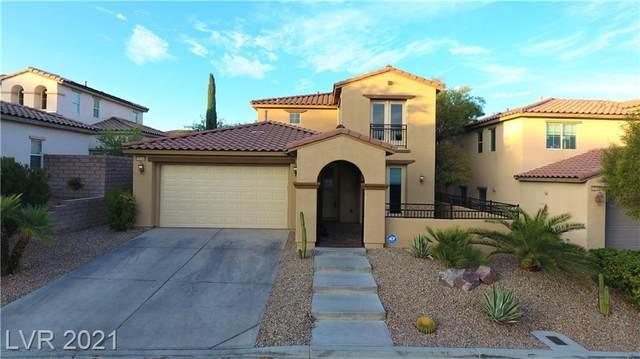 12124 Montura Rosa Place, Las Vegas, NV 89138 (MLS #2340428) :: Jack Greenberg Group