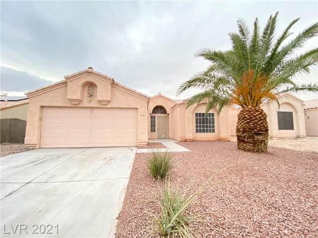 1604 Watercreek Drive, North Las Vegas, NV 89032 (MLS #2340459) :: Jeffrey Sabel