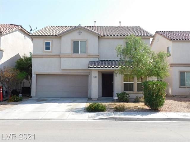 10260 S Bronco Street, Las Vegas, NV 89141 (MLS #2340469) :: The TR Team