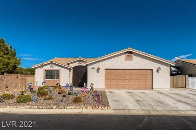 8022 Rushmore Avenue, Las Vegas, NV 89131 (MLS #2340487) :: The Shear Team