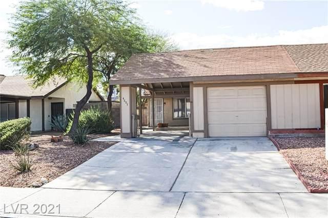4807 Woodlake Avenue, Las Vegas, NV 89147 (MLS #2340507) :: Jeffrey Sabel