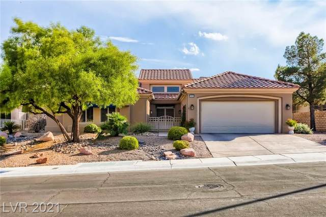 10429 Villa Ridge Drive, Las Vegas, NV 89134 (MLS #2340510) :: The TR Team