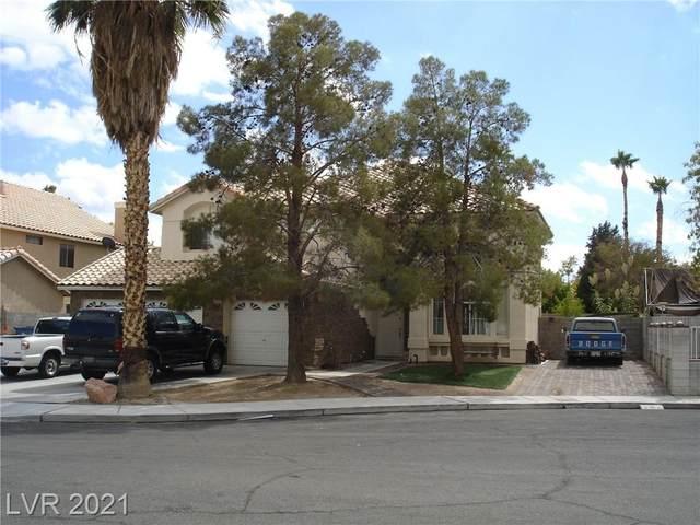 6333 Shady Valley Court, Las Vegas, NV 89130 (MLS #2340531) :: The Perna Group