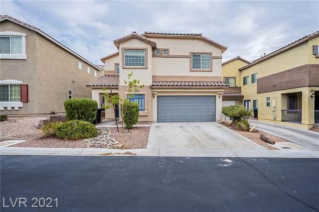 8396 Winterchase Place, Las Vegas, NV 89143 (MLS #2340567) :: The TR Team