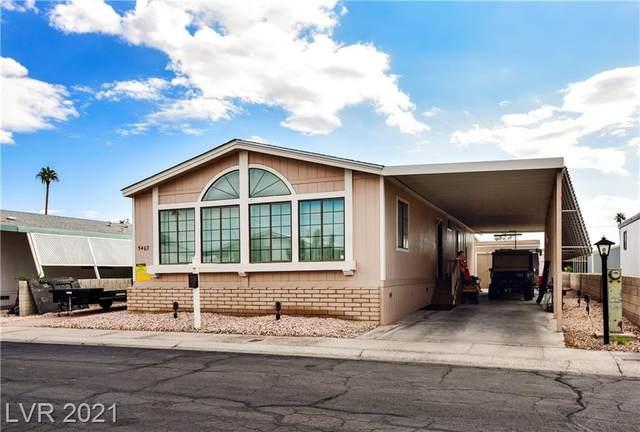 5467 Petaca Road, Las Vegas, NV 89122 (MLS #2340583) :: Alexander-Branson Team | Realty One Group