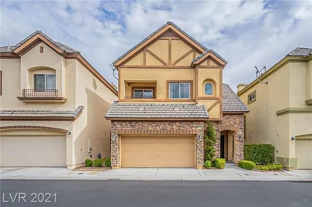 9220 Tudor Park Place, Las Vegas, NV 89145 (MLS #2340601) :: 775 REALTY