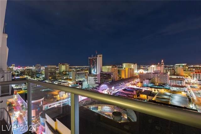 150 Las Vegas Boulevard #2304, Las Vegas, NV 89101 (MLS #2340603) :: The Perna Group