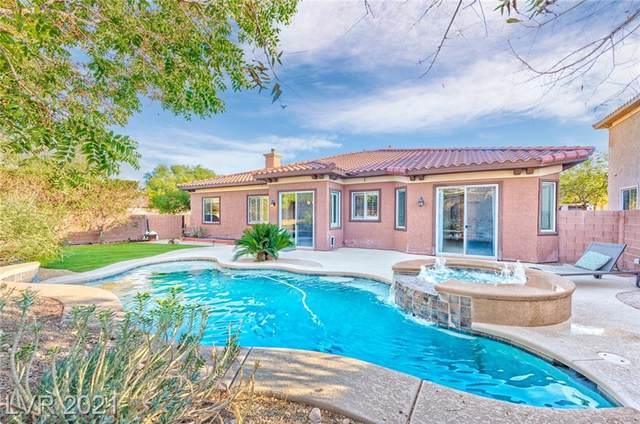 7270 Elessar Avenue, Las Vegas, NV 89178 (MLS #2340605) :: Custom Fit Real Estate Group