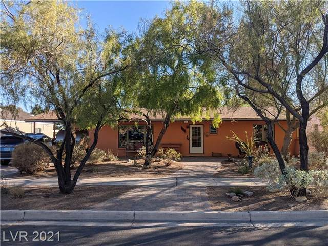 725 New Mexico Street, Boulder City, NV 89005 (MLS #2340622) :: Signature Real Estate Group
