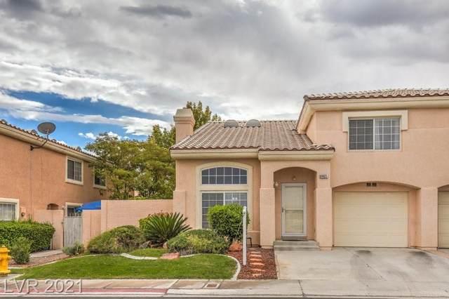 8465 Blazing Sun Avenue, Las Vegas, NV 89129 (MLS #2340629) :: Alexander-Branson Team | Realty One Group
