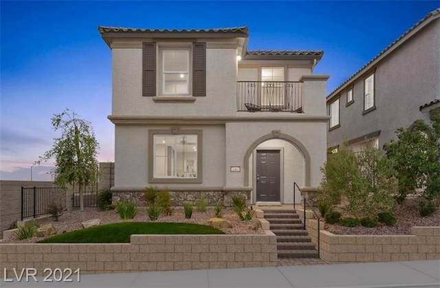 10662 Sariah Skye Avenue Lot 120, Las Vegas, NV 89166 (MLS #2340631) :: Jack Greenberg Group