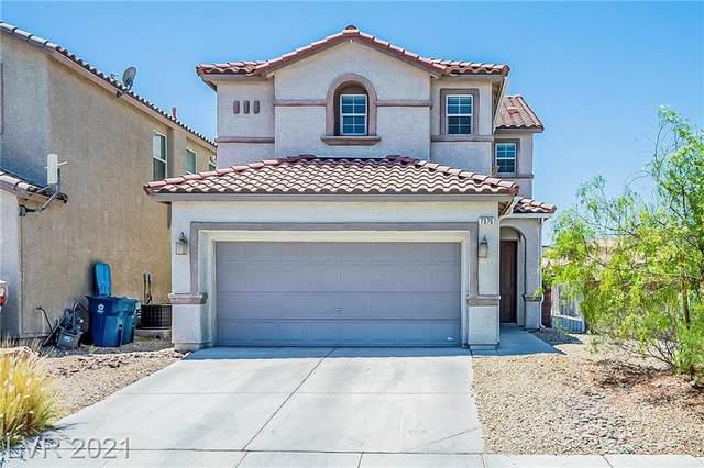 7375 Divine Ridge Street, Las Vegas, NV 89139 (MLS #2340638) :: Jeffrey Sabel