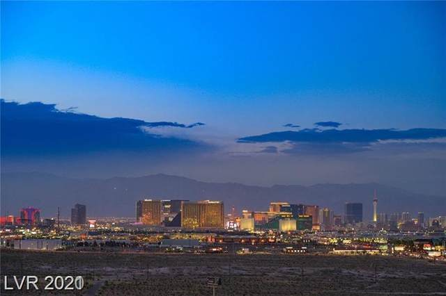 8255 S Las Vegas Boulevard #1701, Las Vegas, NV 89123 (MLS #2340646) :: The TR Team