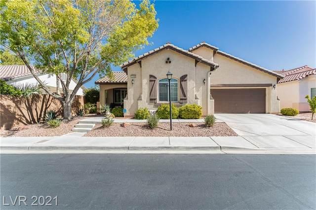 10588 Trussell Street, Las Vegas, NV 89141 (MLS #2340650) :: Coldwell Banker Premier Realty