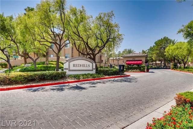8704 Red Rio Drive #104, Las Vegas, NV 89128 (MLS #2340657) :: Alexander-Branson Team | Realty One Group