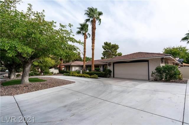 3689 N Rosecrest Circle, Las Vegas, NV 89121 (MLS #2340662) :: Team Michele Dugan