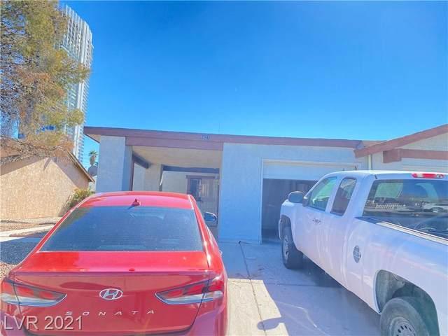 4427 Via San Rafael, Las Vegas, NV 89103 (MLS #2340686) :: The TR Team