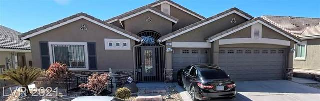 3421 Blueberry Climber Avenue, North Las Vegas, NV 89031 (MLS #2340704) :: Alexander-Branson Team   Realty One Group