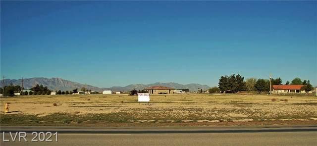 2890 S Rainbow Avenue, Pahrump, NV 89048 (MLS #2340755) :: Coldwell Banker Premier Realty
