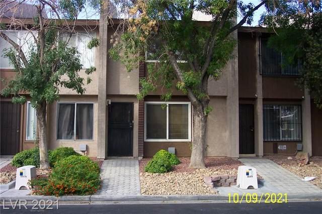 4114 Mississippi Avenue, Las Vegas, NV 89103 (MLS #2340764) :: Jeffrey Sabel