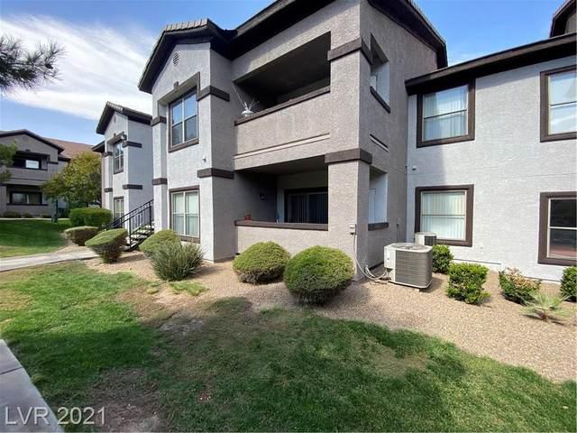 45 Maleena Mesa Street #517, Henderson, NV 89074 (MLS #2340773) :: Alexander-Branson Team | Realty One Group