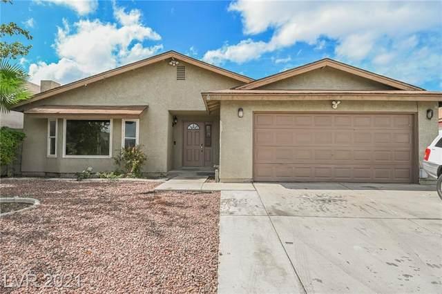 3991 Redwood Street, Las Vegas, NV 89103 (MLS #2340782) :: Jeffrey Sabel