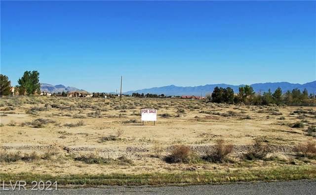 1550 W Jornada Street, Pahrump, NV 89048 (MLS #2340794) :: ERA Brokers Consolidated / Sherman Group