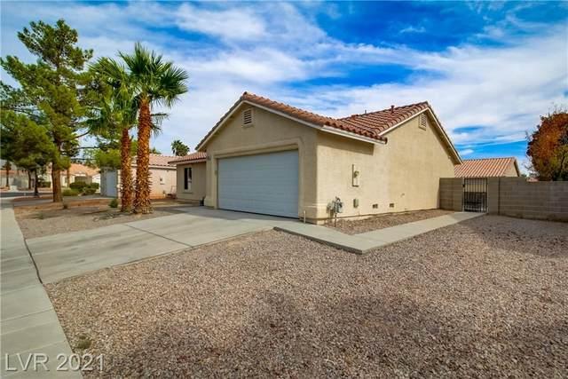 5334 Joshua Jose Street, North Las Vegas, NV 89031 (MLS #2340806) :: Vegas Plus Property Management