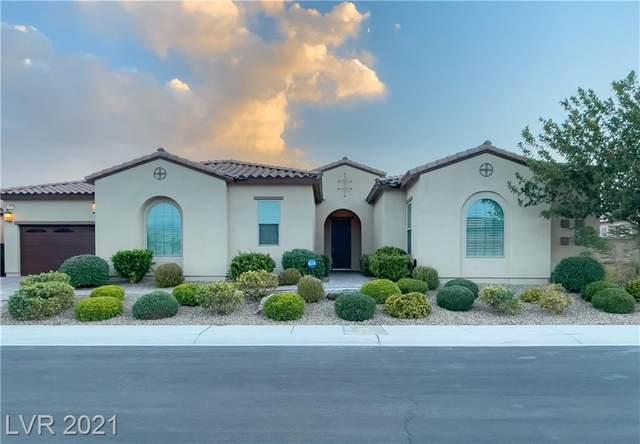 6333 Orto Vaso Avenue, Las Vegas, NV 89131 (MLS #2340808) :: 775 REALTY