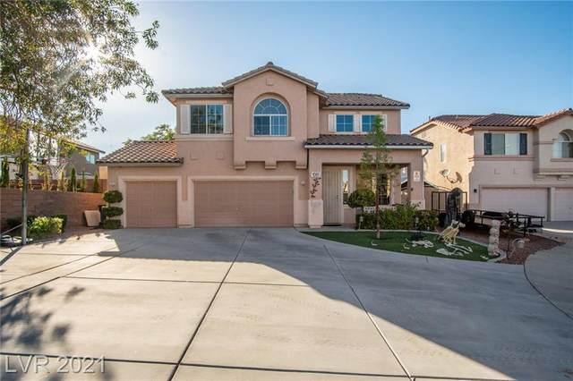 1061 Desert Olive Court, Henderson, NV 89002 (MLS #2340820) :: Keller Williams Realty