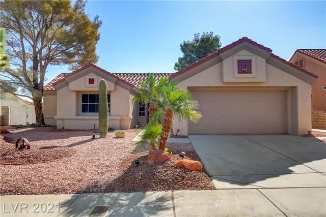 2512 Denham Drive, Las Vegas, NV 89134 (MLS #2340824) :: Coldwell Banker Premier Realty