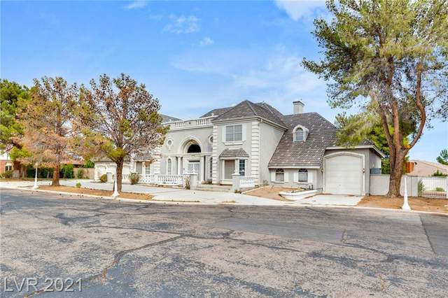 2760 Tioga Pines Circle, Las Vegas, NV 89117 (MLS #2340832) :: The TR Team