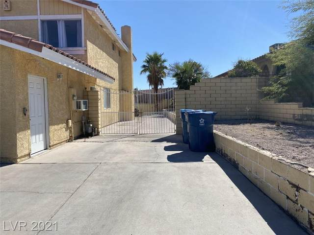3852 Alice Lane, Las Vegas, NV 89103 (MLS #2340857) :: Hebert Group | eXp Realty