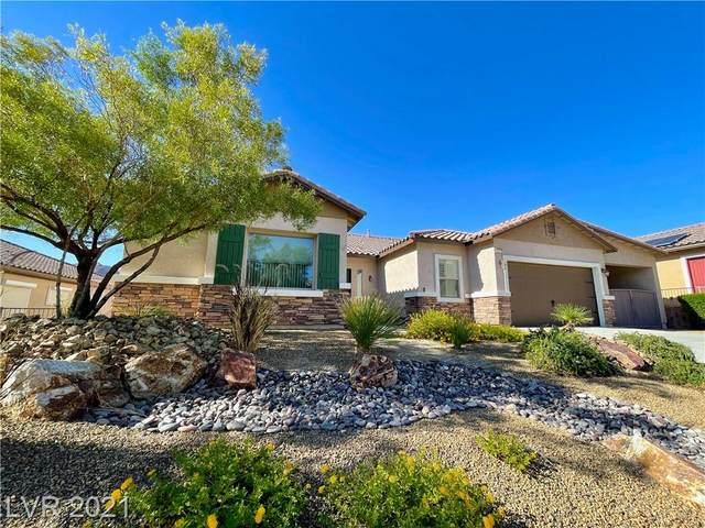 861 Da Vinci Cove, Boulder City, NV 89005 (MLS #2340863) :: Keller Williams Realty