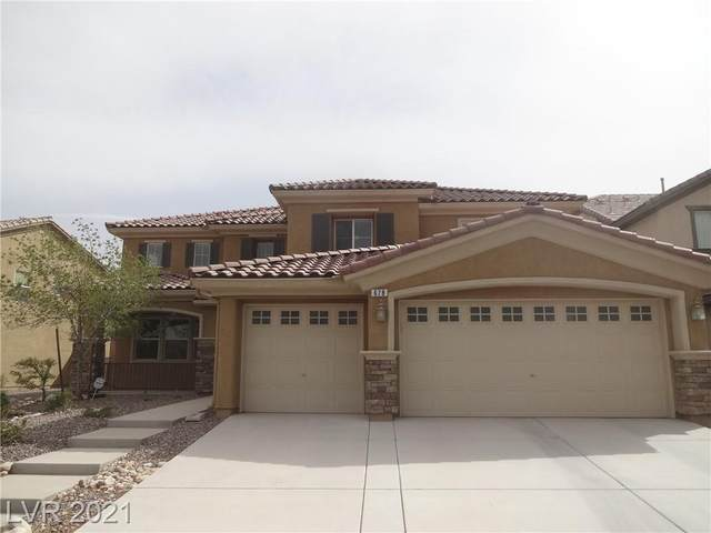 678 Kew Gardens Drive, Las Vegas, NV 89178 (MLS #2340876) :: The Chris Binney Group | eXp Realty